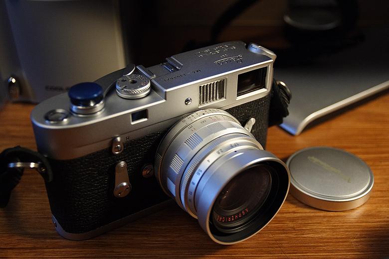 Leica M4 to Leica M3 lever conversion  | Photo net