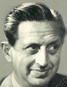 Leo Rosten v roce 1959