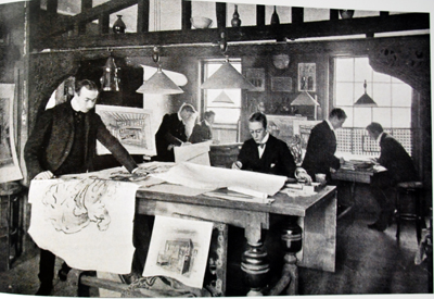 Furniture Arts And Crafts Movement