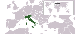 LocationItaly