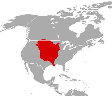 Louisiane 1800