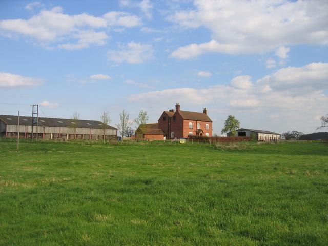 Lower Spernall Farm - geograph.org.uk - 162979