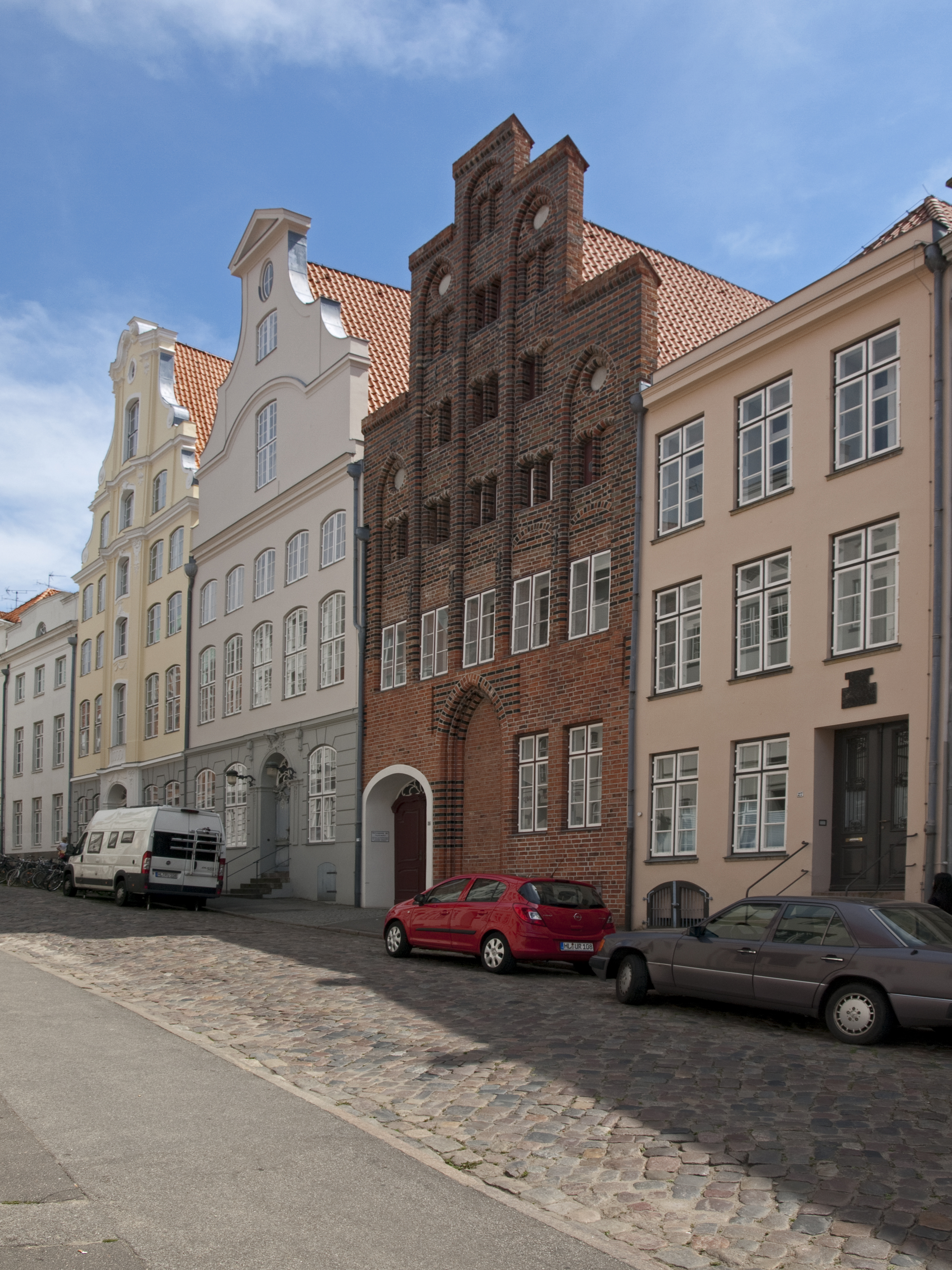 Große Petersgrube Lübeck