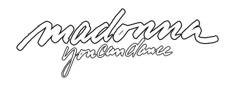 Fil:Madonna - You Can Dance logo.png