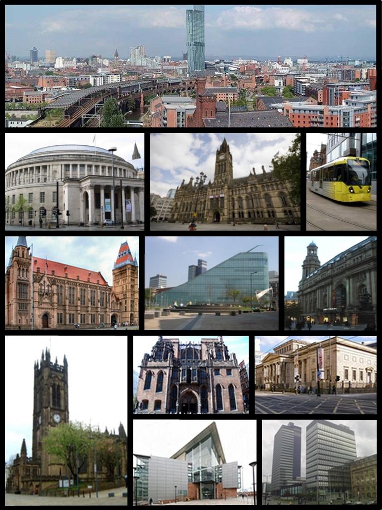Манчестер юнайтед в каком городе