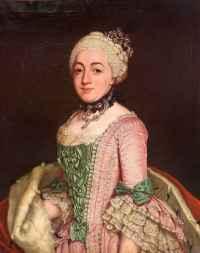 Princess Maria Leopoldine of Anhalt-Dessau