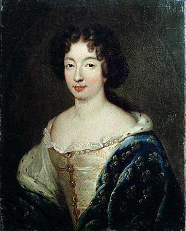 Marie Anne Victoire of Bavaria, Dauphine of France by François de Troy held at Versailles.jpg
