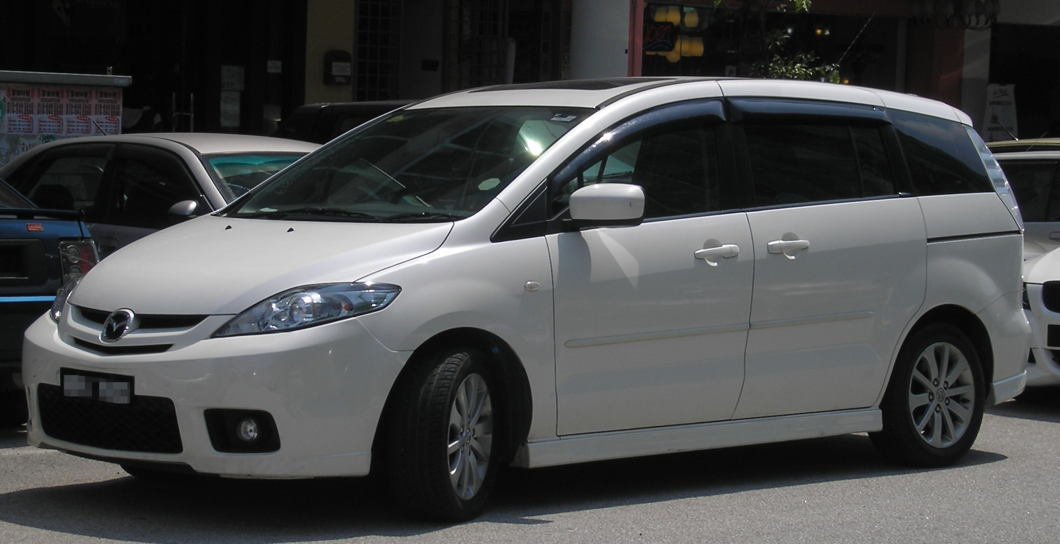 sale the has minivan mazda killed for officially news