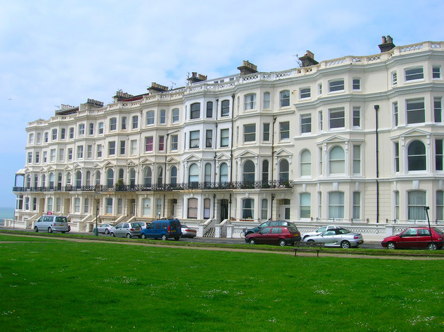 Medina Terrace - geograph.org.uk - 452244