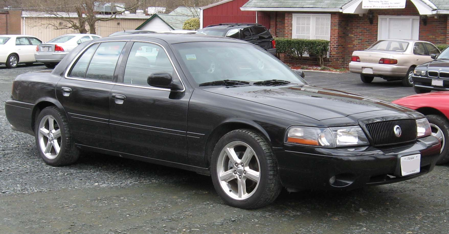 cool cars and fast cars mercury marauder