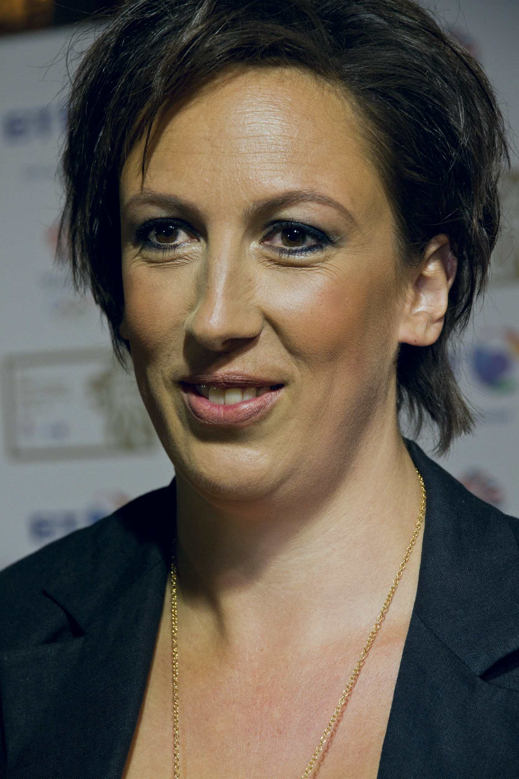 The 45-year old daughter of father David Hart Dyke and mother Diana Margaret Luce Miranda Hart in 2018 photo. Miranda Hart earned a  million dollar salary - leaving the net worth at 1.5 million in 2018