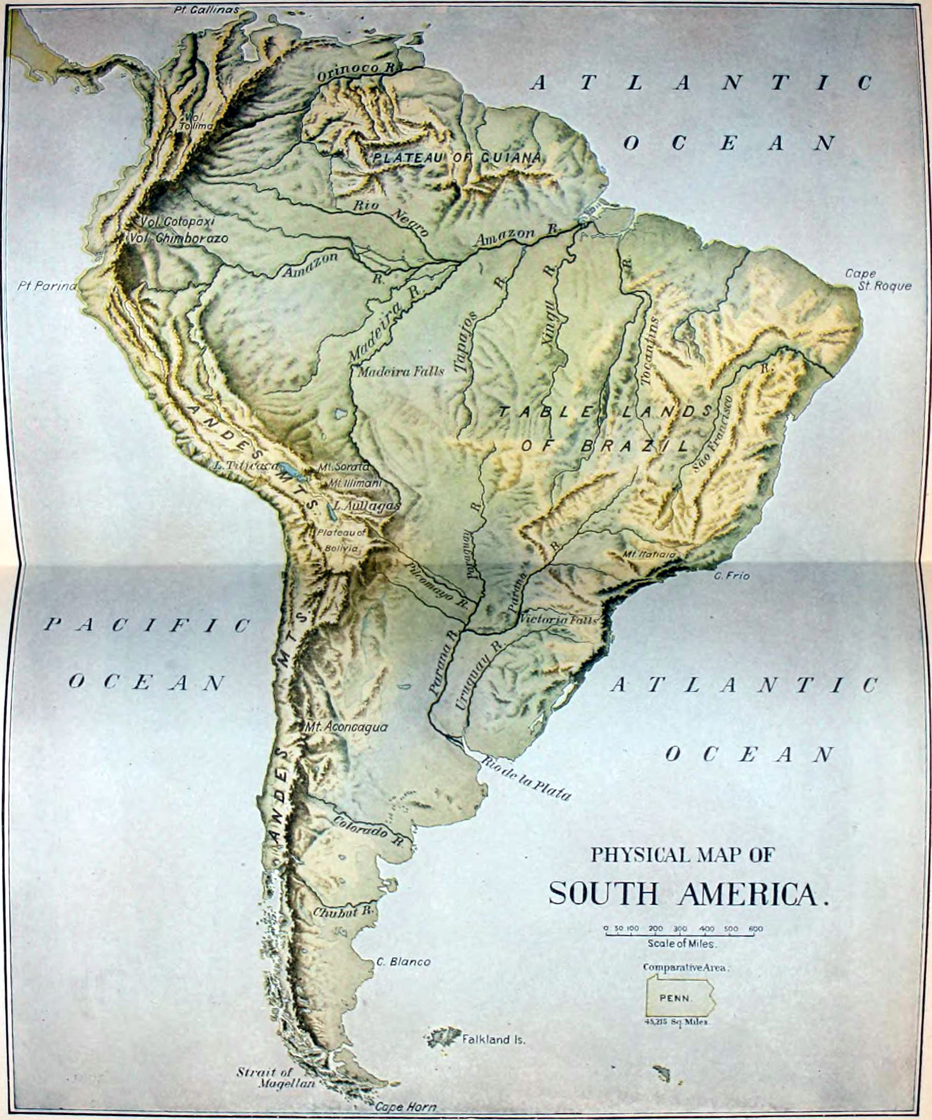 File:NIE 1905 America   South   Physical Map
