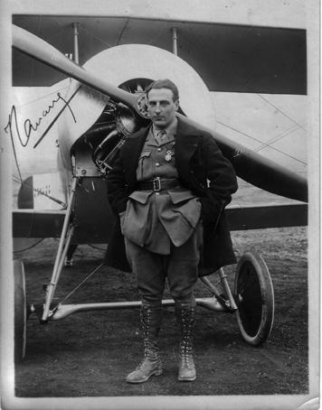 1/48 Morane Saulnier type N: Jean Navarre novembre 1915 Navarrejeansigneepourloisea