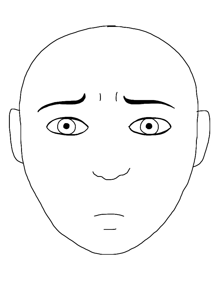 Nervous Face Images - Reverse Search