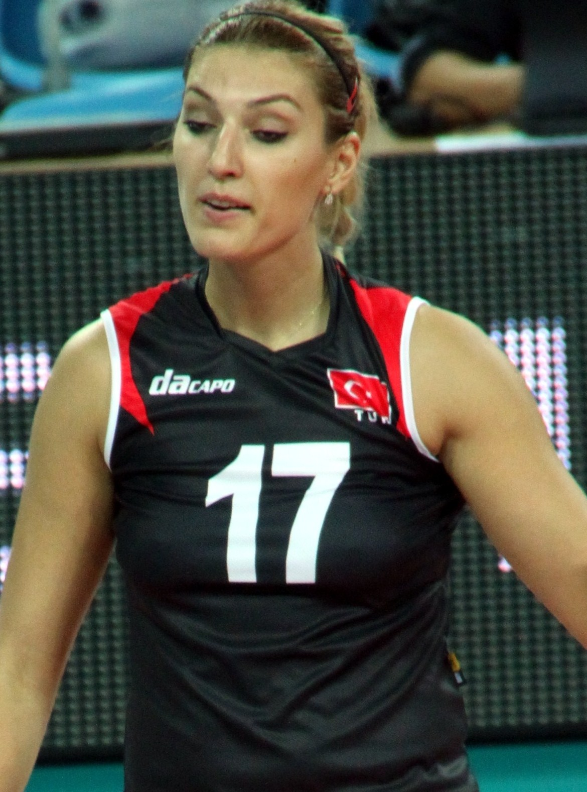 17 neslihan demir turkish volleyball player - 1 5