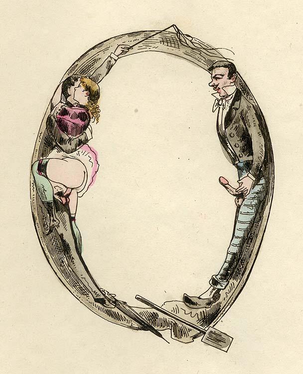 Nineteenth-century erotic alphabet Q.jpg