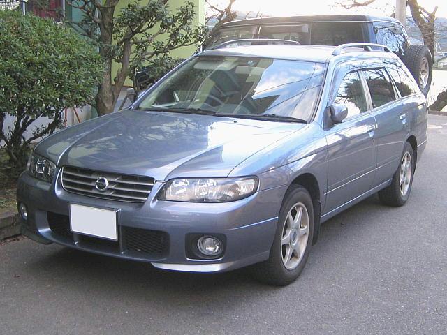 хонда авенир фото