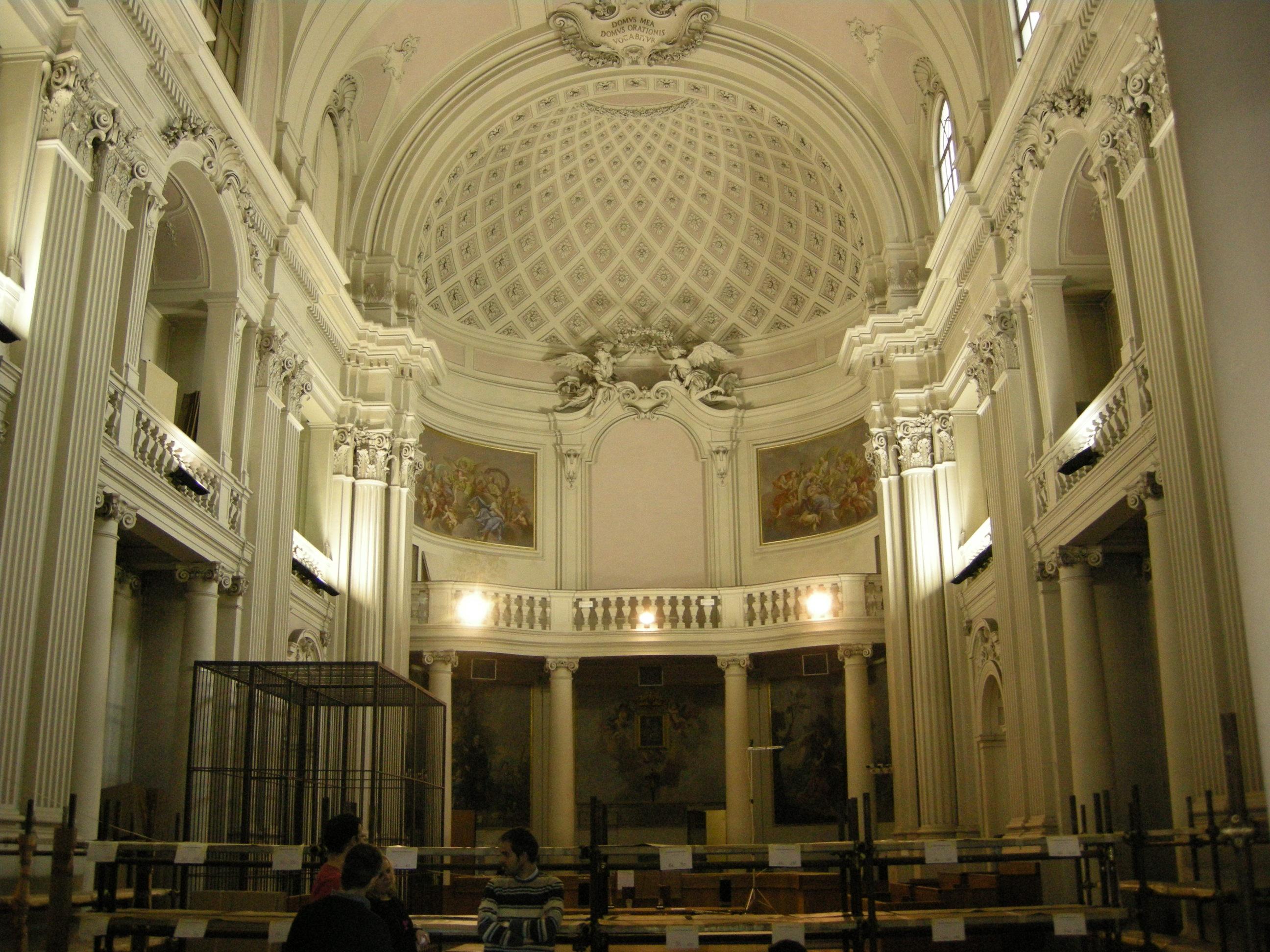 how to write an oratorio