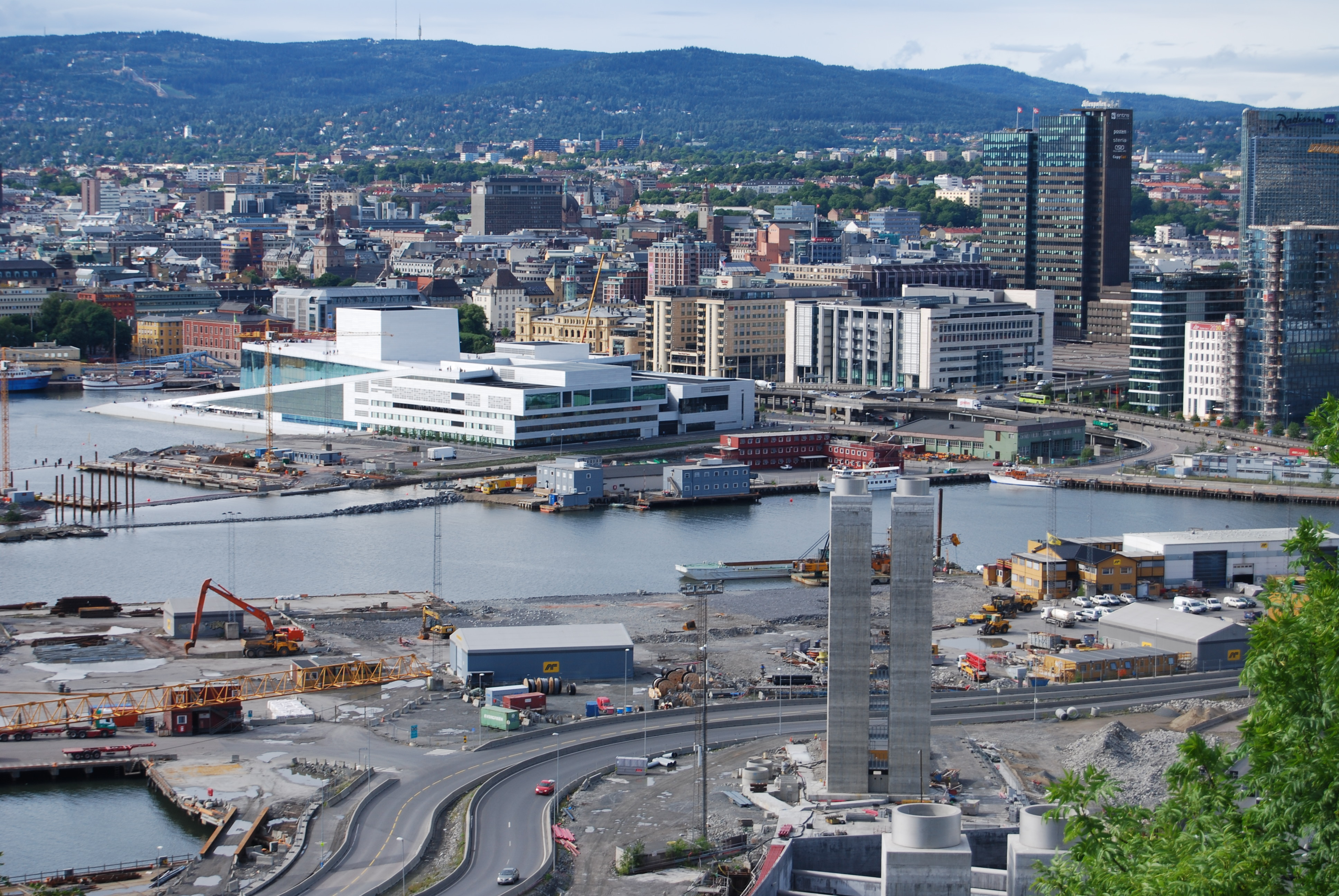Oslo; places to visit in Norway