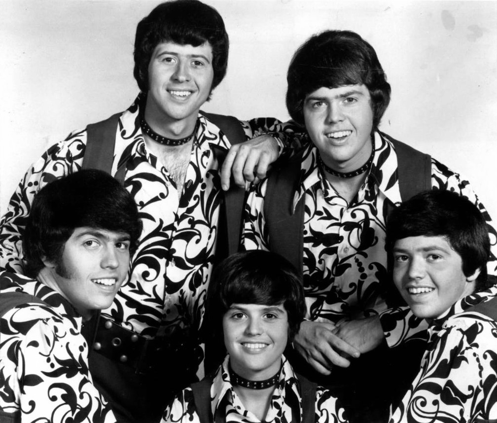 Image result for the osmond brothers