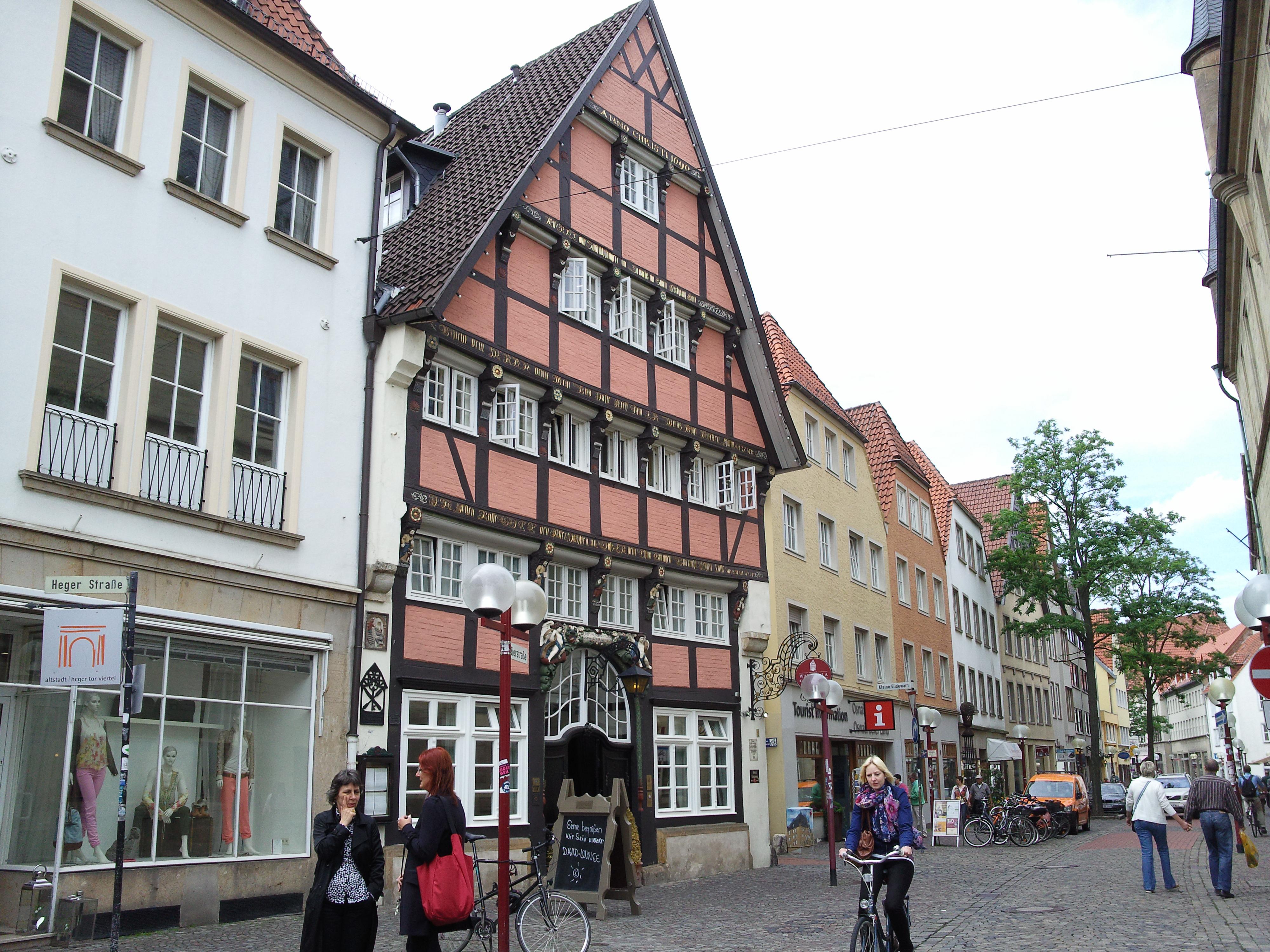 Bekjente søkt i Osnabrück