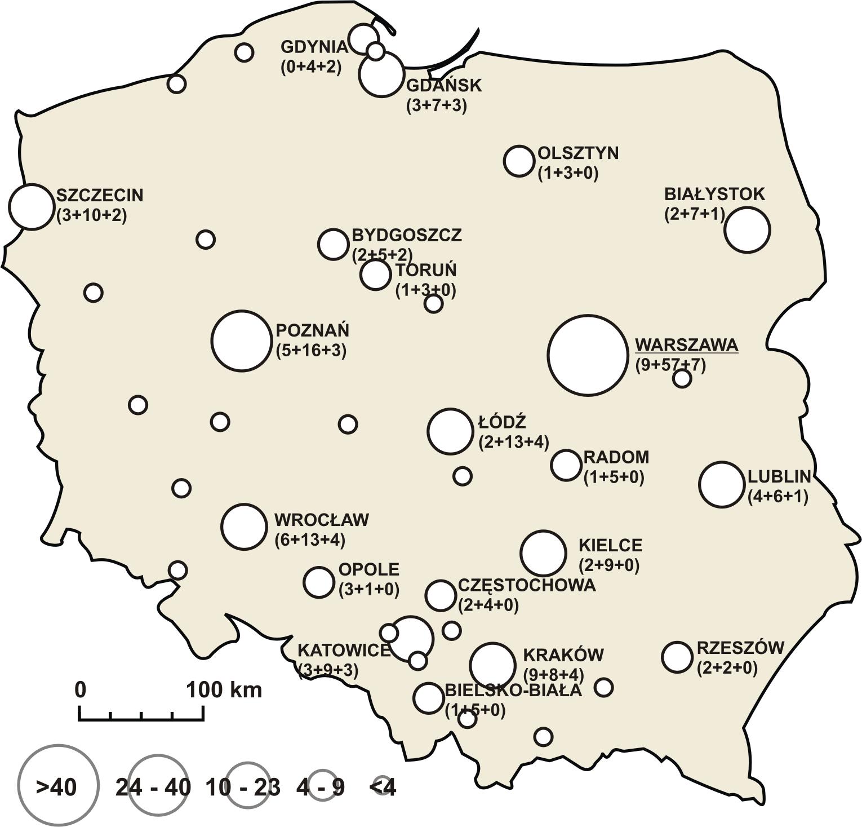 List of universities in Poland - Wikipedia