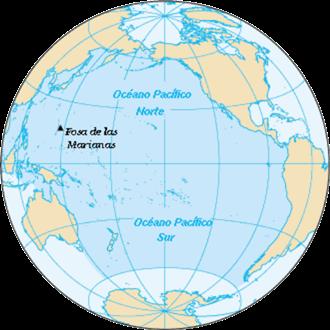 Océano Pacífico Wikipedia La Enciclopedia Libre