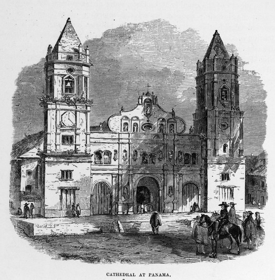 Cathedral Drawing File:panama Cathedral Drawing