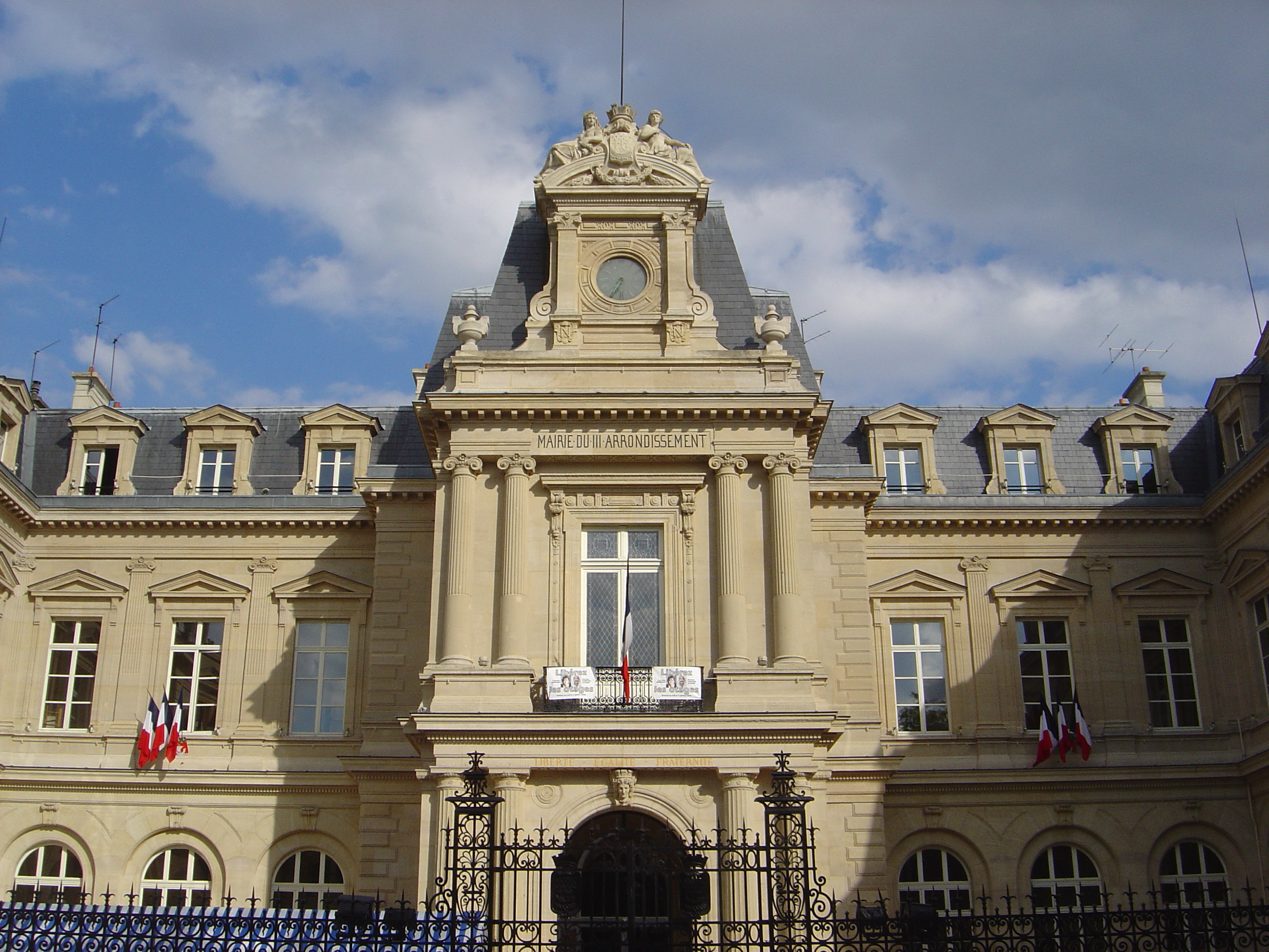 Mairie Paris 3