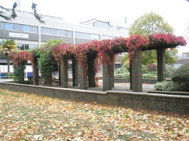 The Pergola, Brunel University