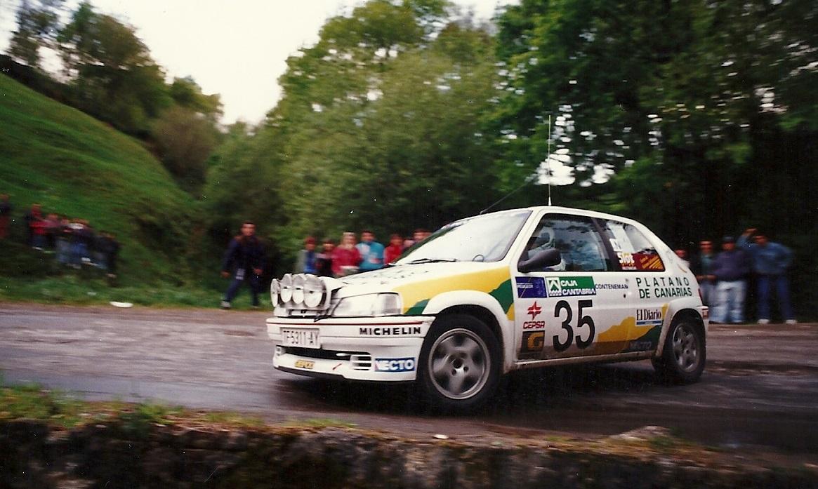 File Peugeot 106 Rallye Jpg Wikimedia Commons