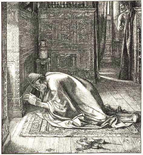 Lời cầu nguyện của ngôn sứ Đanien