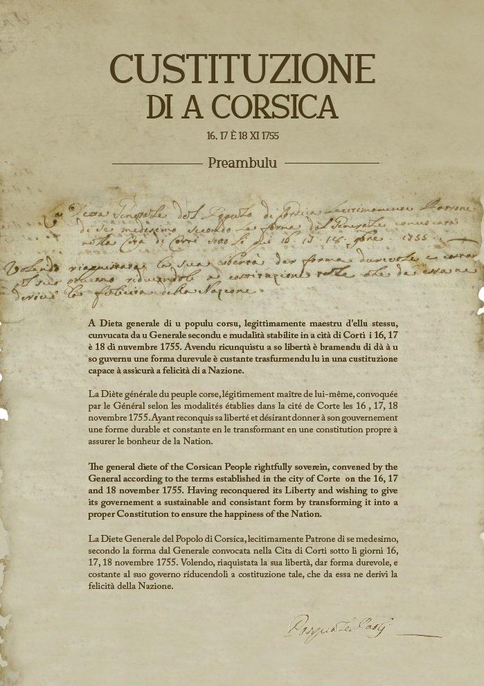 constitution corse  u2014 wikip u00e9dia