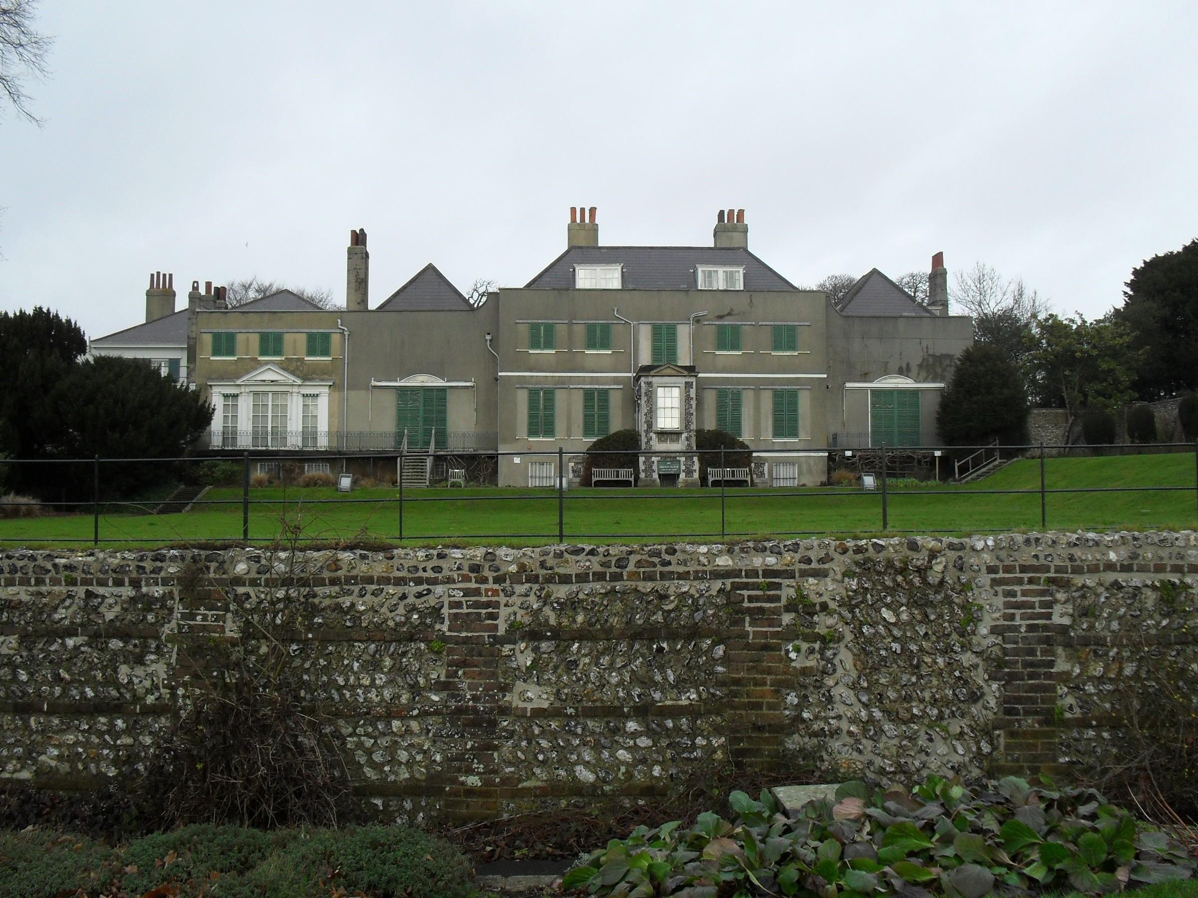 File preston manor preston village brighton from rear for Preston house