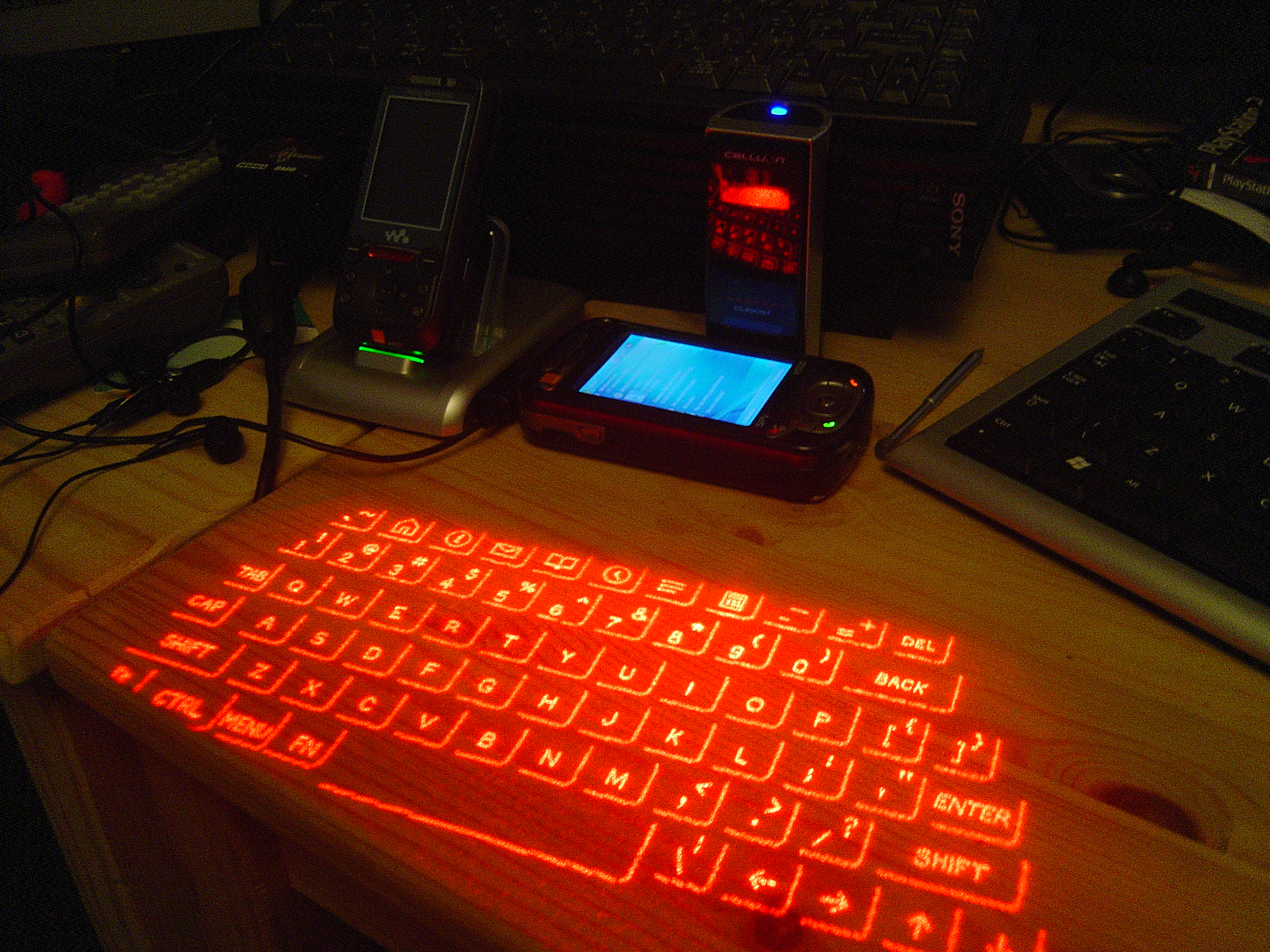 Projection Keyboard Wikipedia
