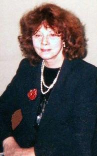 Régine Deforges en 1996.