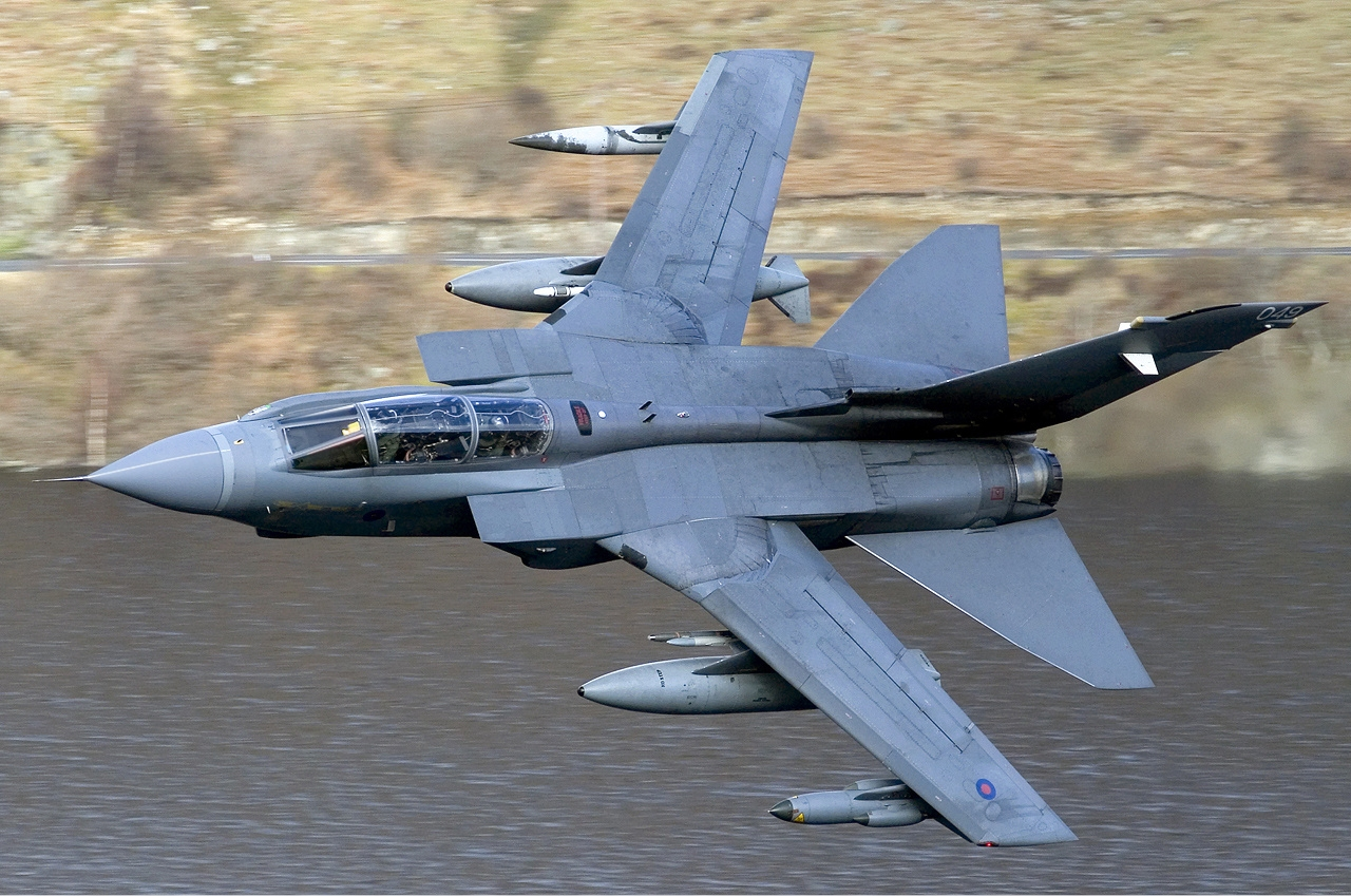 Description RAF Panavi...