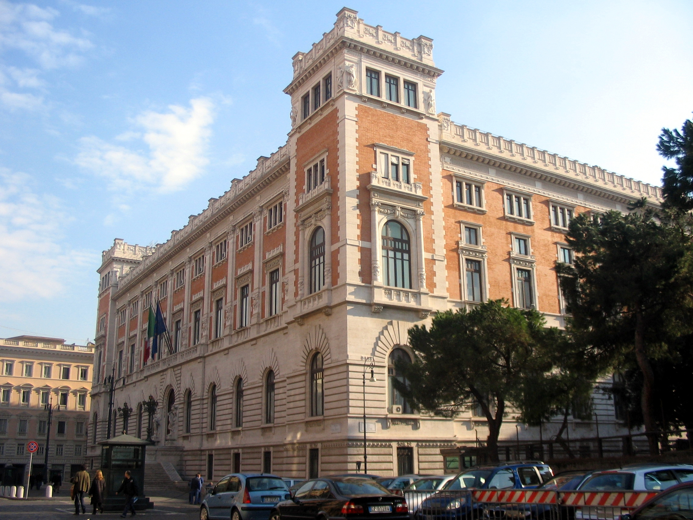 file rear facade palazzo wikimedia commons