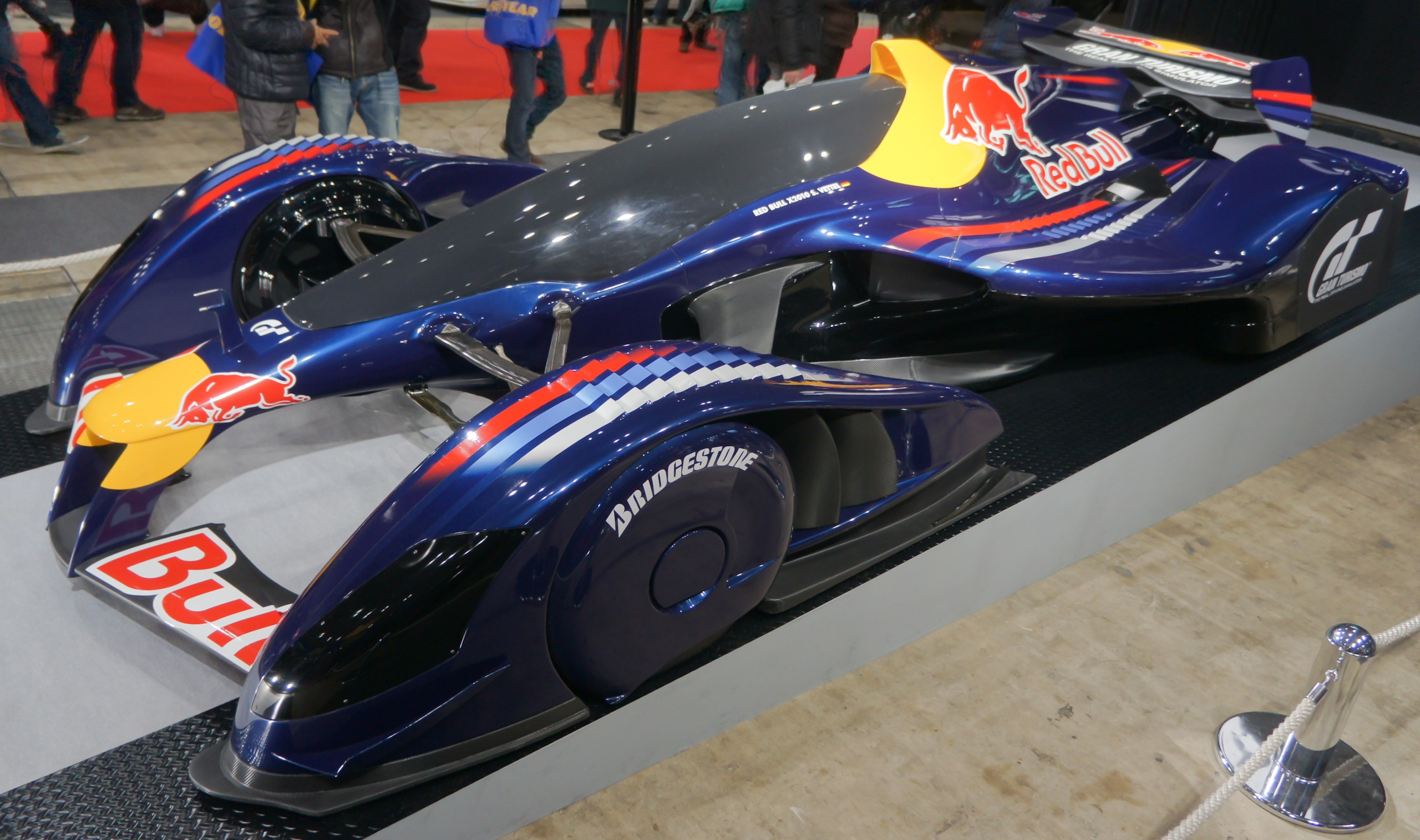 Red_Bull_X2010_highangle_2012_Tokyo_Auto_Salon Remarkable Lotus Carlton Gran Turismo 5 Cars Trend