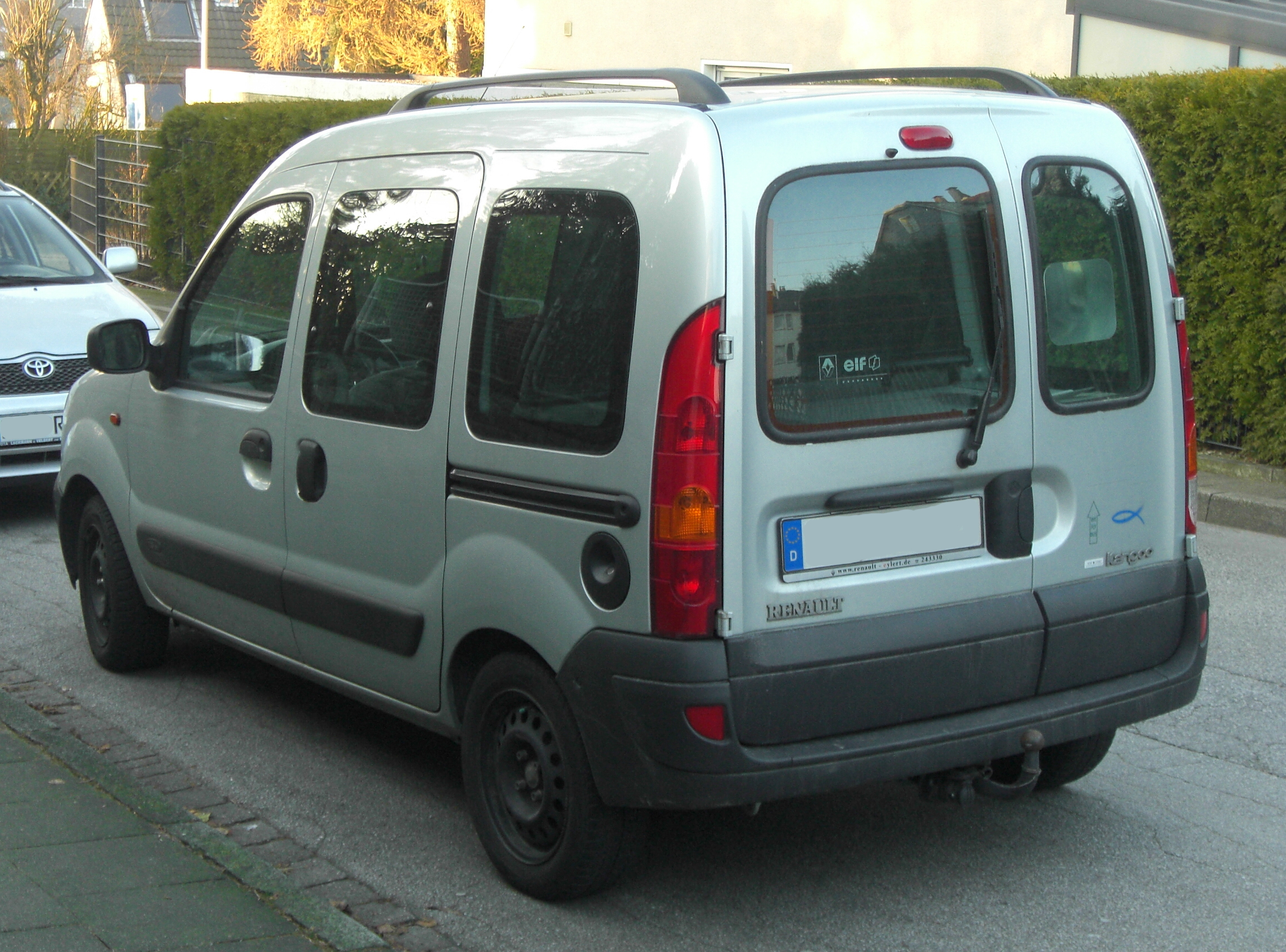 file renault kangoo phase iii rear jpg wikimedia commons. Black Bedroom Furniture Sets. Home Design Ideas