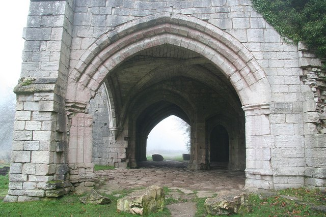Roche Abbey Gatehouse - geograph.org.uk - 1064266