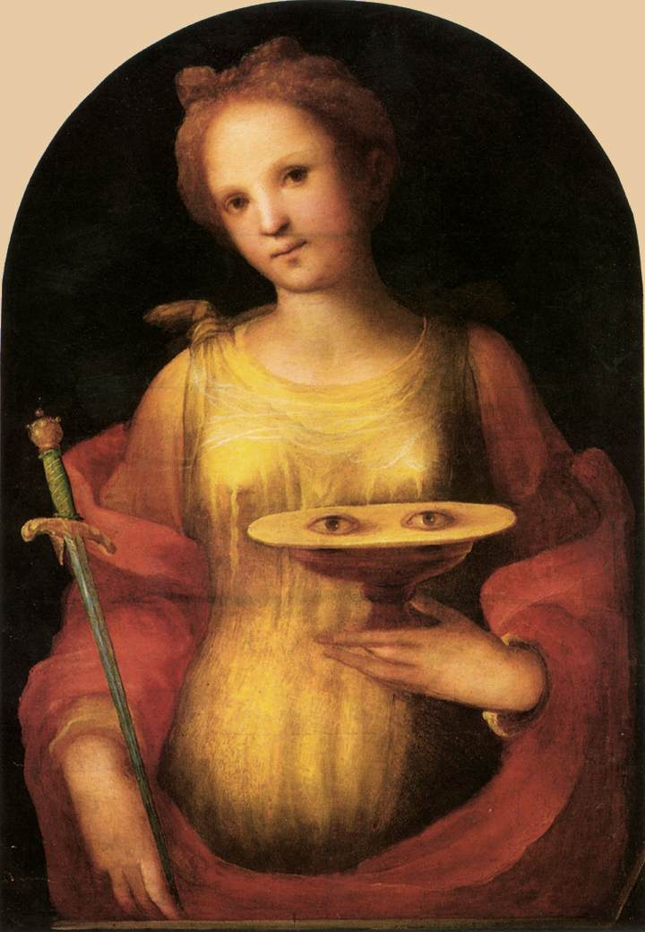 saint agatha christian single women Is there a patron saint for young single people  saint emily and saint agatha are both patron saints of single women and saint benedict joseph labreis the patron saint of single men.