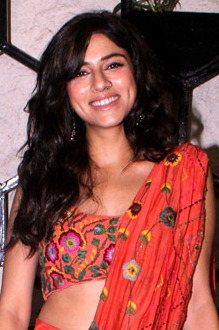 Sapna Pabbi graces Shweta Tripathi's wedding bash (04) (cropped).jpg