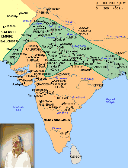 Sher Shah's empire.png