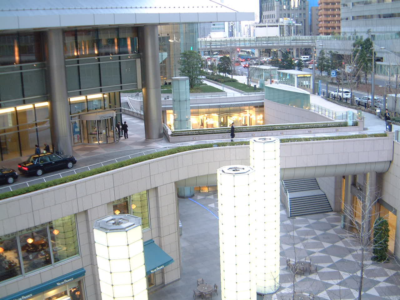 Underground in Minato