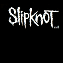 Обложка сингла Slipknot «Snuff» (2009)
