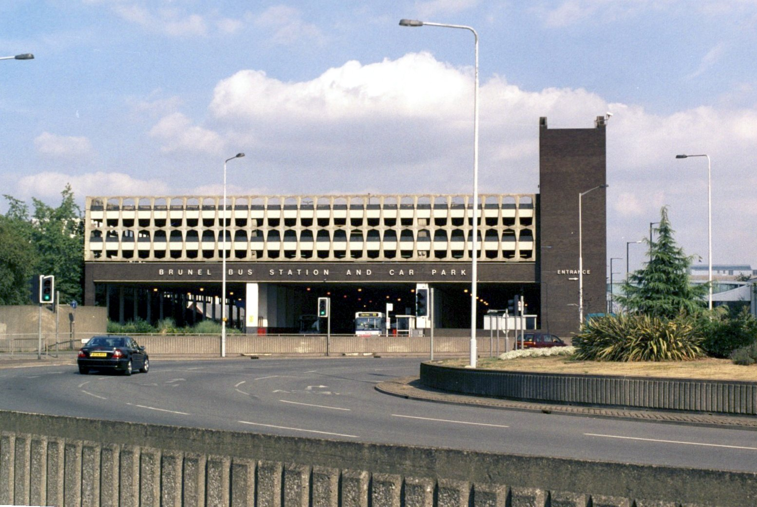 Bolton Station Car Park