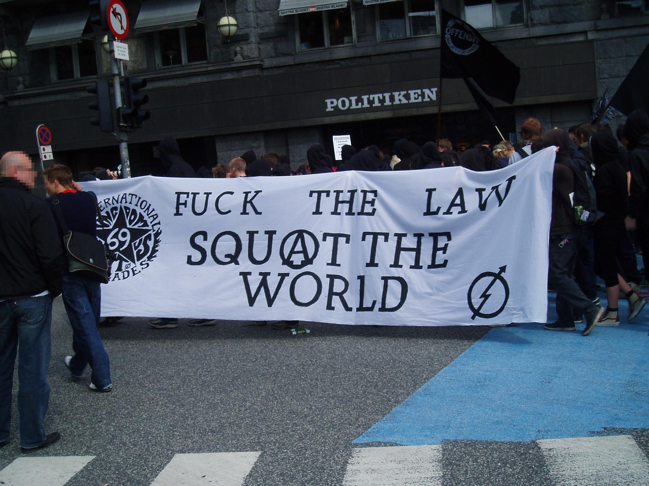 Squat the world - Quelle: Wikimedia