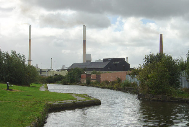 St Helens Canal - geograph.org.uk - 319142