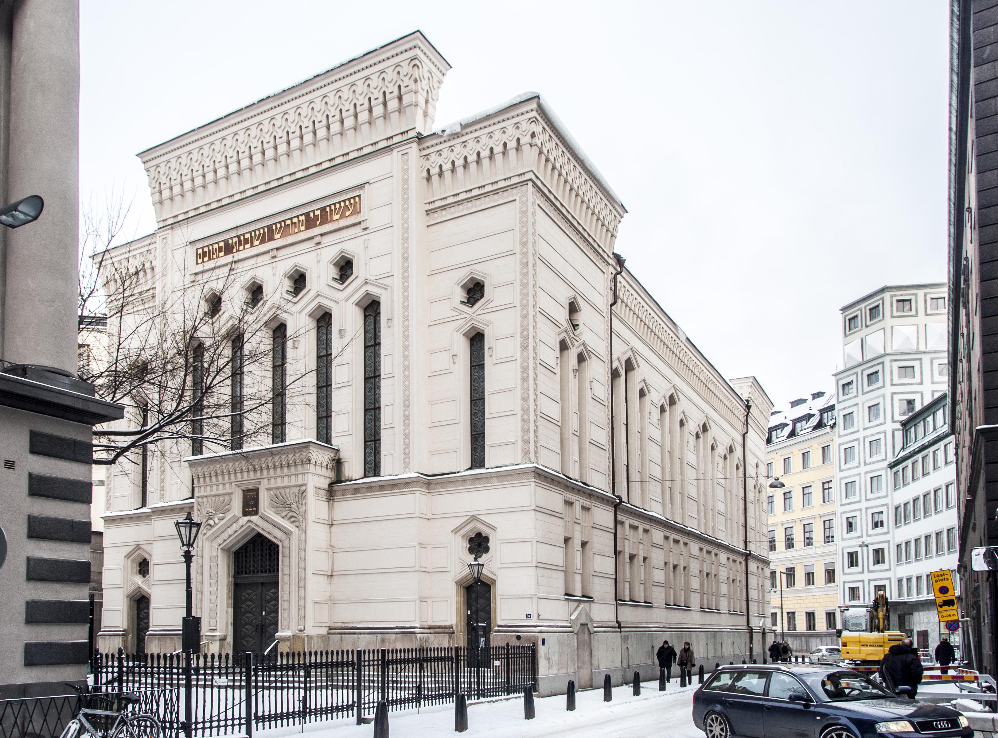 Synagogue de Stockholm